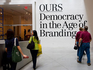 Democracy in the Age of Branding